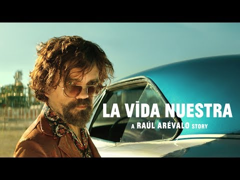 "VO ""La Vida Nuestra"" with Peter Dinklage and Álvaro Cervantes. Estrella Damm 2017"