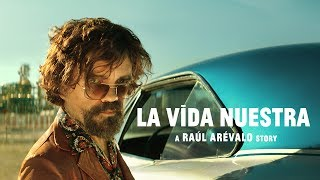 """VO """"La Vida Nuestra"""" with Peter Dinklage and Álvaro Cervantes. Estrella Damm 2017"""