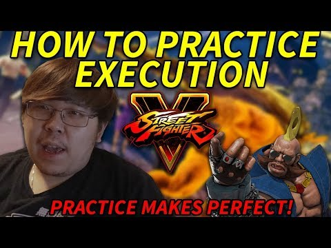 How to practice EXECUTION