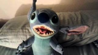 Talking stitch doll