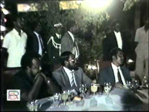 Djibouti Somalia Summit (1987)