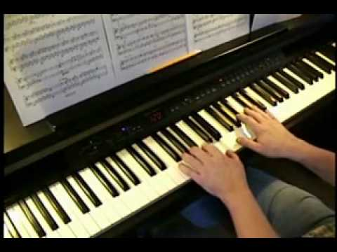 Casper's Lullaby -One Last Wish - Piano - Stereo