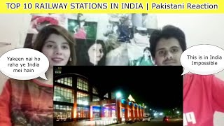 How Pakistani Reacts To Top 10 Railway Stations In India Which Have Airport Facilities | 2019