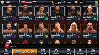 Lost progress and my purchase! WWE Mayhem