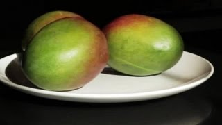 How to Skin a Mango