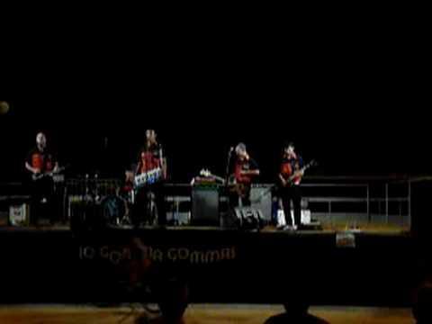 Gomma Gommas Live - Ragazzo col ciuffo!!