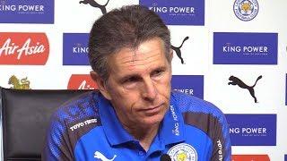 Claude Puel Full Pre-Match Press Conference - Burnley v Leicester - Premier League