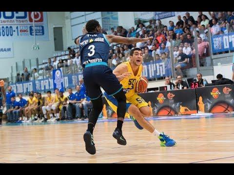 Pre-season: Hapoel Eilat 77 - Maccabi FOX Tel Aviv 97 (Full Game)
