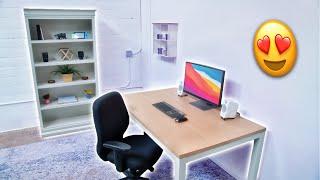 The $1,500 Minimal Home Setup Makeover