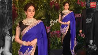 Sridevi: Most memorable moments of Bollywood