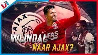 Wijndal Reageert Op Uitspraken Tadic: 'Ajax Is Een Mooie Club'