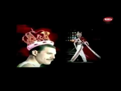 Freddie Mercury баримтат нэвтрүүлэг