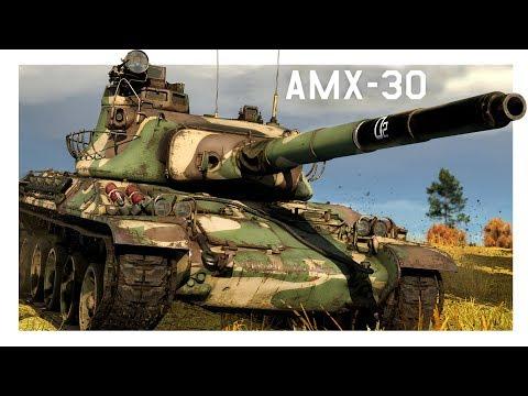 WT: AMX-30-  Swift territory