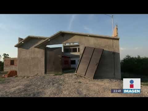 Blindan Santa Rosa de Lima contra huachicoleo | Noticias con Ciro Gómez Leyva