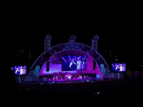 """Beauty and the Beast at the Hollywood Bowl - Kelsey Grammer  Performing """" Be Our Guest """""""