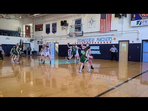 Mount View at Oceanside girls basketball
