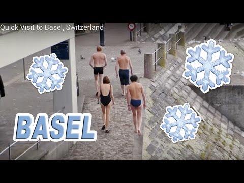 Quick Visit to Basel, Switzerland