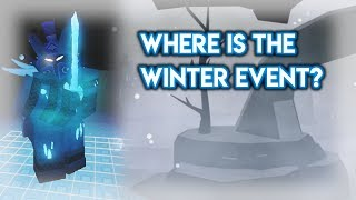 Tower Battles: Where is the Winter Event? | ROBLOX
