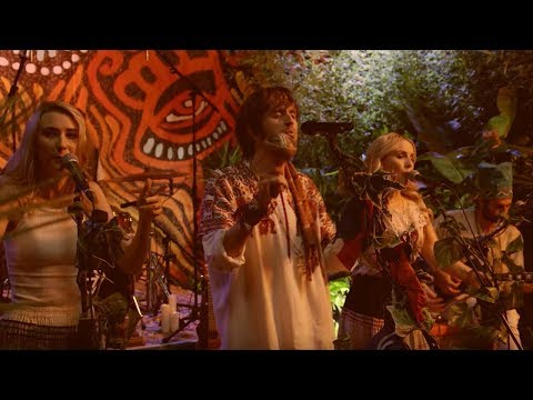 Crystal Fighters - Good Girls (Everything Is My Family Acoustic Session @ YouTube)