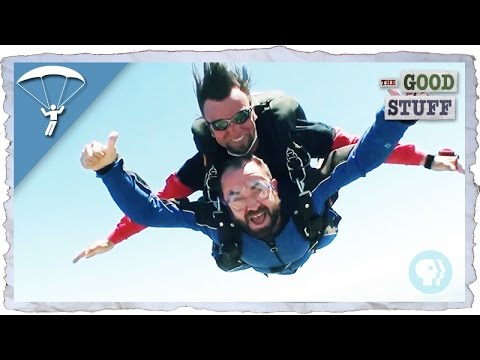 What's it Like to Go Skydiving?