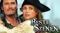 Will & Elizabeth Beste Szenen - Fluch der Karibik