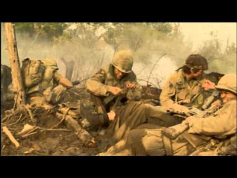 Marines In Vietnam Take Heavy Casualties
