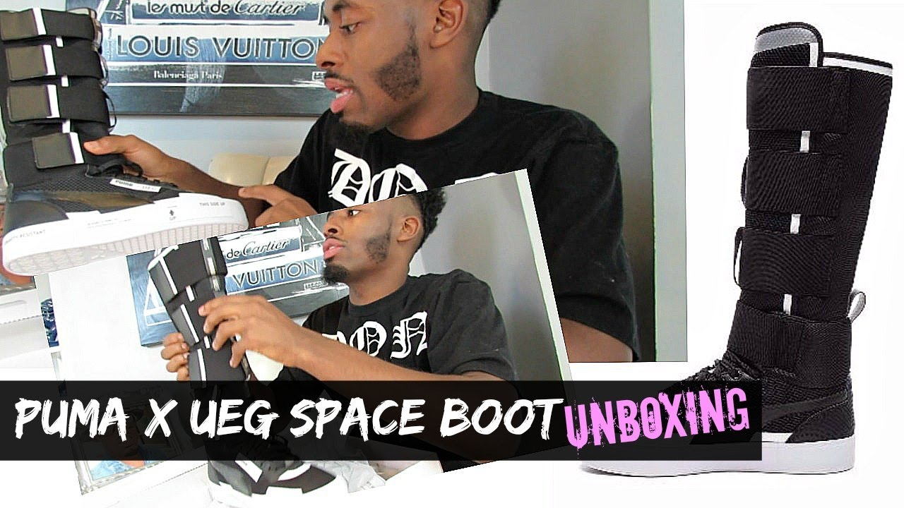 PUMA X UEG AW16 Gravity Resistance Unboxing   Review - YouTube 94eafe65523f8