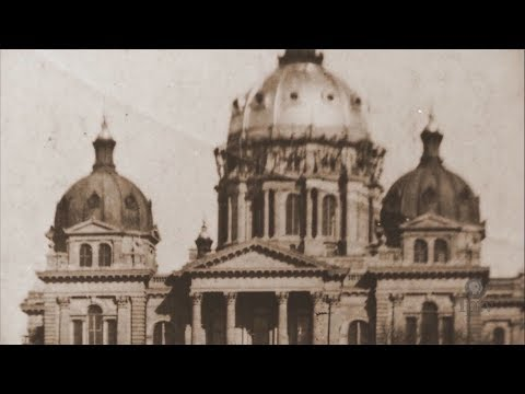 The Building of the Iowa Capitol Building