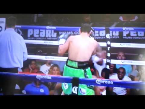 J Leon love gets knocked out by Porky