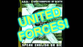 Stormtroopers Of Death:United Forces (lyrics in description)