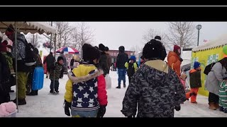 ドカ雪まつり 岩見沢市 2019年 thumbnail