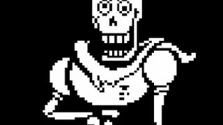 What happens if you spare papyrus on genocide?