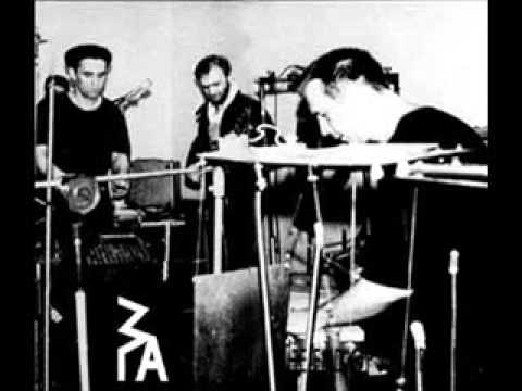 ZGA - Untitled ( 1984 Industrial Noise  Latvia /Russia )