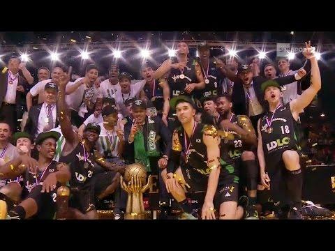 Strasbourg vs Lyon-Villeurbanne LNB Pro A 15-16 Finale Epilogue (14.06.16)