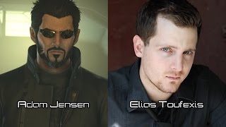 Characters and Voice Actors - Deus Ex: Mankind Divided thumbnail