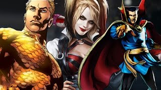 Comic Book Movie Rumor Roundup: Aquaman, Doctor Strange & Suicide Squad
