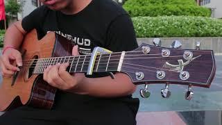 [Guitar Solo] - Lời Ru Cho Con (Xuân Phương) _ Guitar Duy Anh