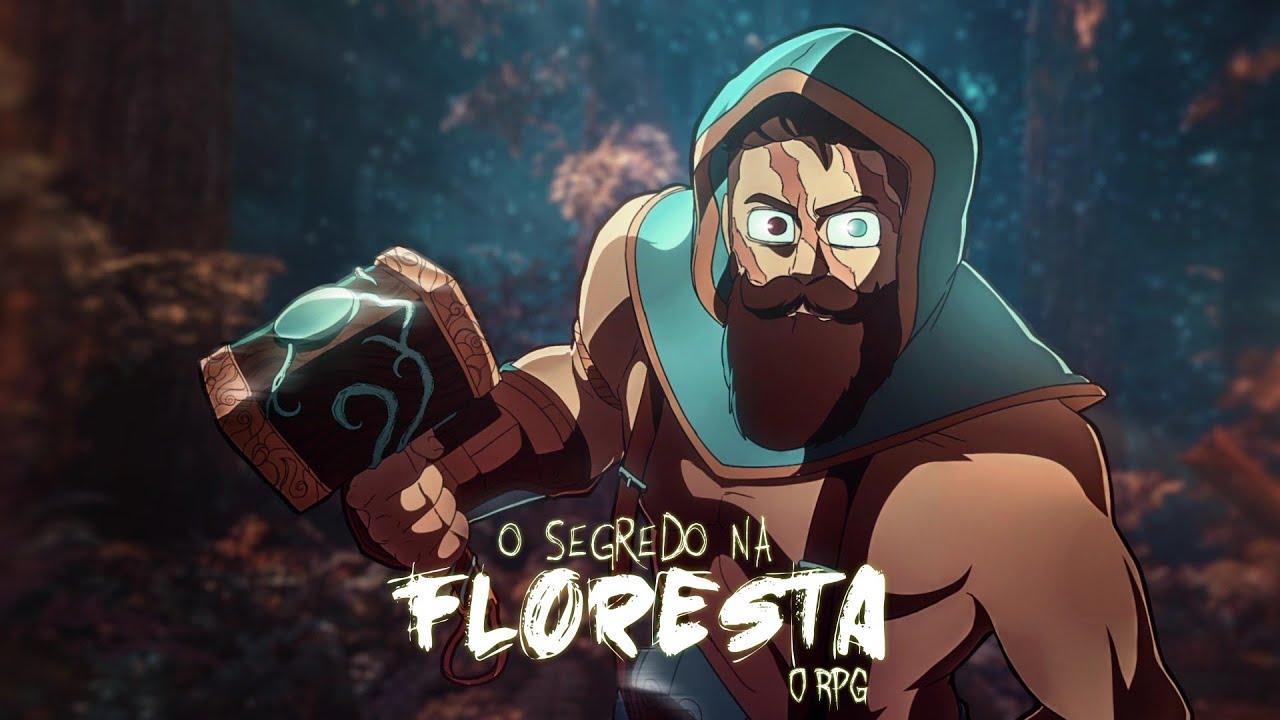 """Torre"" - Episódio 12 - O Segredo Na Floresta RPG"