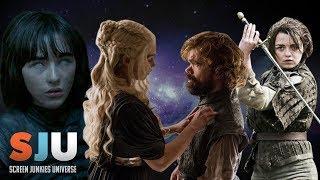 Game of Thrones Fan Theories Crazy or True? - SJU