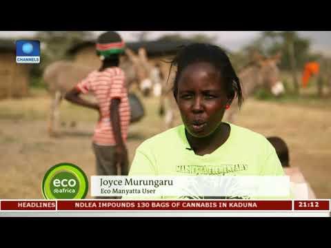 Solar-Powered  Light & Smoke-Free Kitchen In Manyatta | Eco@Africa |