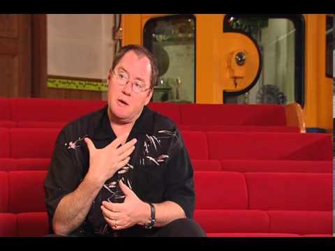 The Ghibli Museum  with John Lasseter