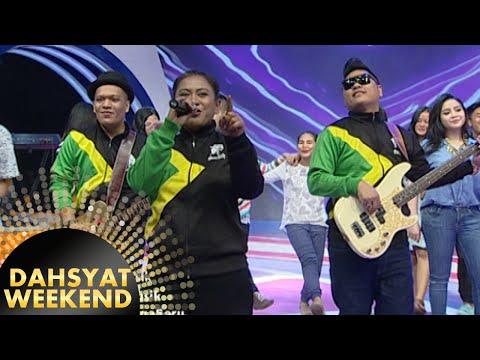 Souljah 'Bilang I Love You' Buat Denny Dansa Sama Istri [Dahsyat] [24 Jan 2016]