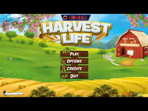 """Harvest Life Ep. 5 """"NEW UPDATE! Expanding & Big Pen!"""" Farming Country Life PC Gameplay"""