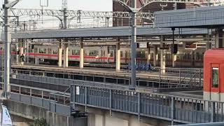 ◆相互直通運転 山陽電車車輌 阪神 尼崎駅◆