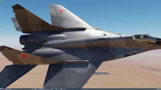 LIVESTREAM DCS World 2.5.15365.345 | DEATHRAT69 MIG-29S Practice |Playing against the Computer