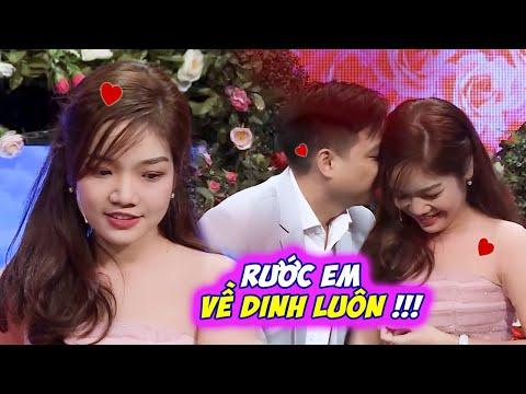 🤣🤣Chàng Việt Kiều LA khiến bạn gái XINH ĐẸP cười bò vì lời hứa LỄ RƯỚC DÂU khủng bằng Grab 🎈🎈