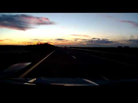 Fez Rabat 2heures de route en 1:52 minute 80 x