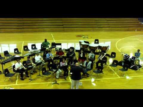 Caverna Middle School Band