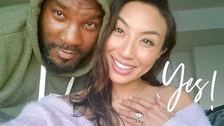 I'M ENGAGED! 💍 Jeezy's Quarantine Surprise