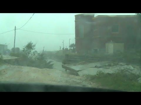 Vewüstungen durch Unwetter in Norditalien